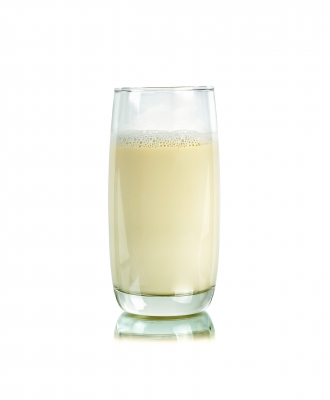 soy milk protein