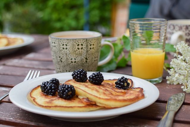 healthy pancakes diet recipes