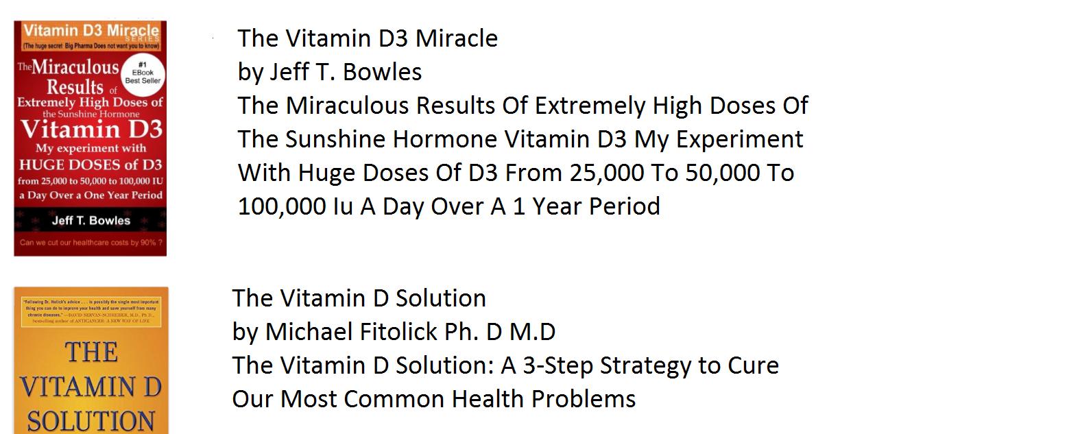 books vitamin d
