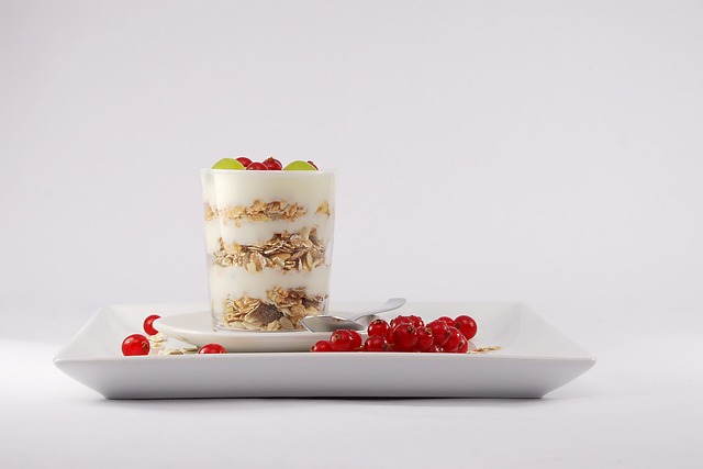healthy granola parfait diet recipes
