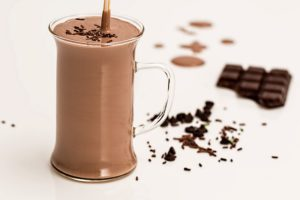 chocolate-protein-shake recipe
